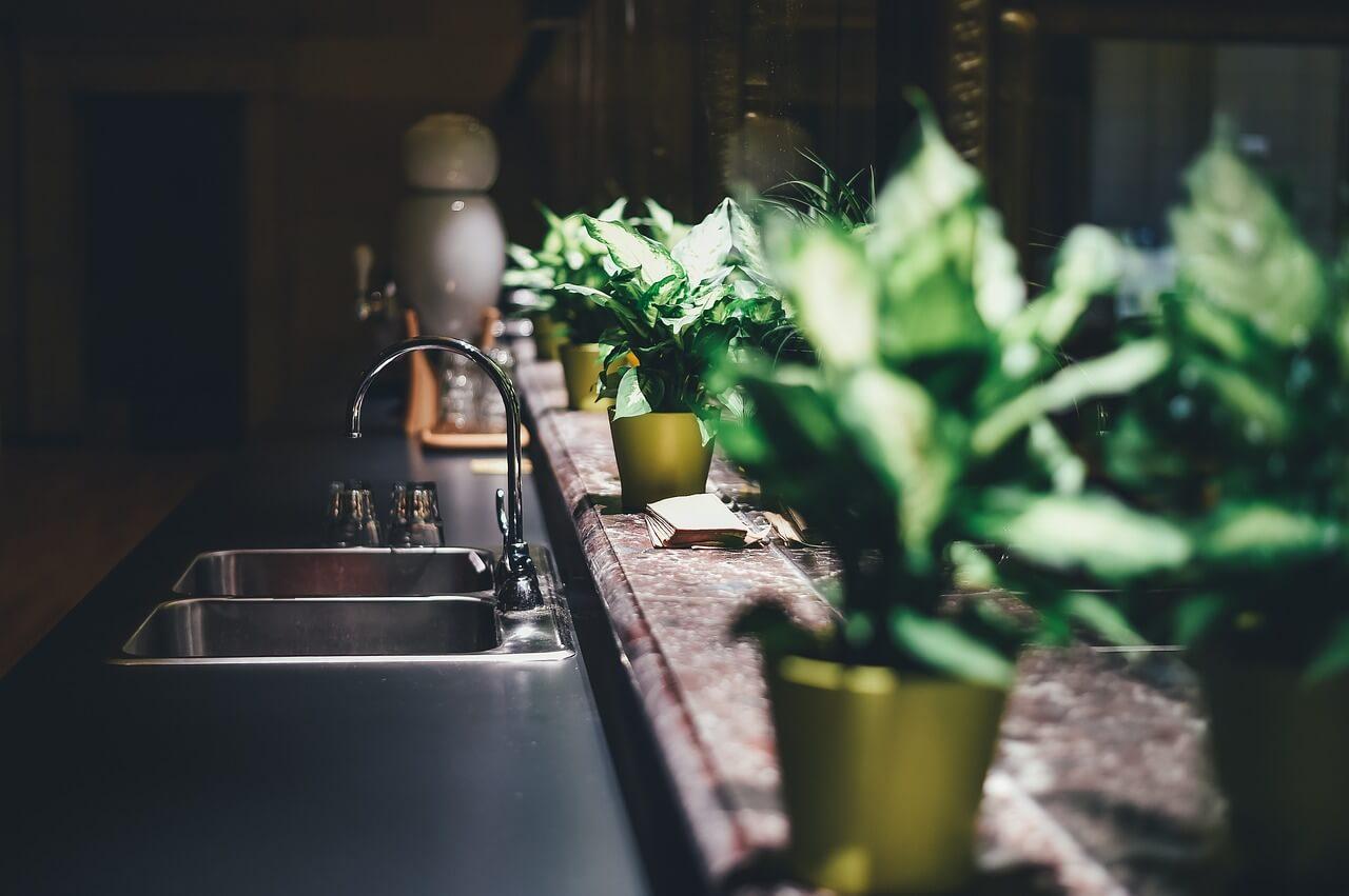 Sauberes Wasser Dank einer Umkehrosmoseanlage